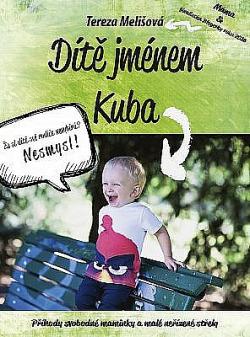 Dítě jménem Kuba obálka knihy