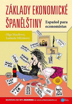 Základy ekonomické španělštiny obálka knihy