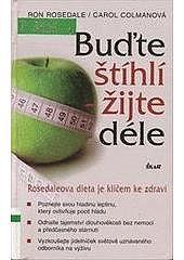 Buďte štíhlí - žijte déle obálka knihy