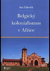 Belgický kolonialismus v Africe obálka knihy