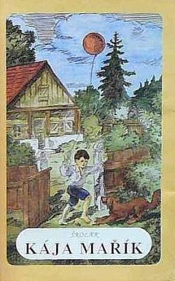 Školák Kája Mařík III. - IV. díl obálka knihy