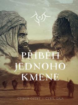 Příběh jednoho kmene obálka knihy