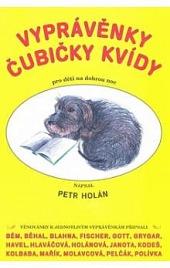 Zlaté vyprávěnky čubičky Kvídy pro děti na dobrou noc obálka knihy