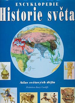 Historie světa - Atlas světových dějin obálka knihy