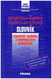 Anglicko-český, česko-anglický slovník výpočetní techniky a informačních technologií