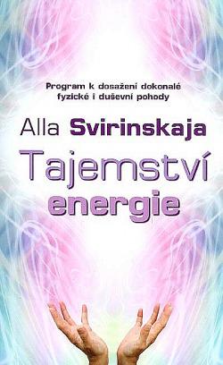 Tajemství energie obálka knihy