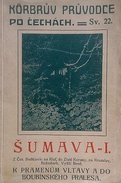 Šumava I.: Z Českých Budějovic k pramenům Vltavy a do Boubínského pralesa