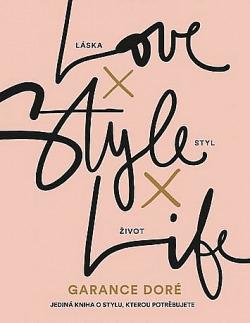 Love × Style × Life obálka knihy
