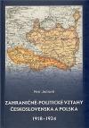 Zahraničně-politické vztahy Československa a Polska 1918 - 1924