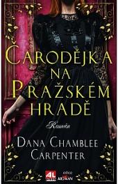 Čarodějka na pražském hradě obálka knihy