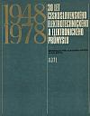 30 let československého elektrotechnického průmyslu a elektronického průmyslu