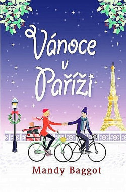 Vánoce v Paříži obálka knihy