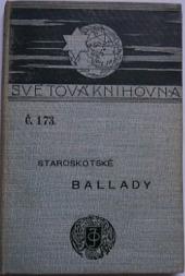 Staroskotské  ballady