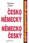 Česko-německý, německo-český slovník ekonomických pojmů