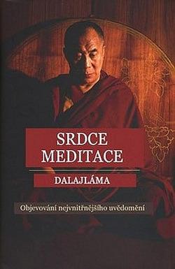 Srdce meditace obálka knihy