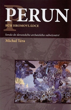 Perun - bůh hromovládce obálka knihy