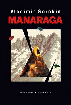Manaraga obálka knihy