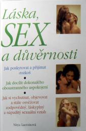 Láska, sex a důvěrnosti obálka knihy