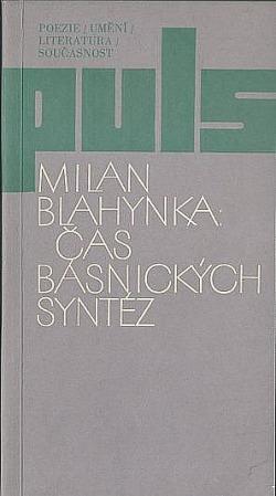 Čas básnických syntéz obálka knihy