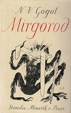 Mirgorod obálka knihy