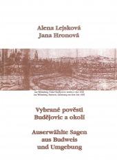 Vybrané pověsti Budějovic a okolí