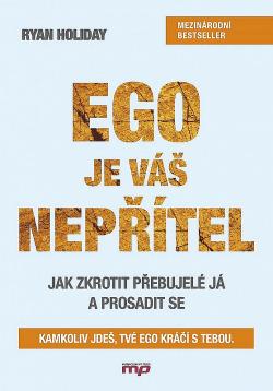Ego je váš nepřítel obálka knihy
