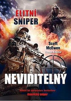 Elitní Sniper: Neviditelný obálka knihy
