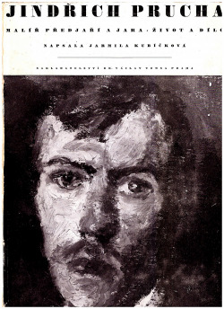 Jindřich Prucha obálka knihy