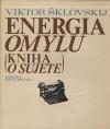 Energia omylu (Kniha o sujete)