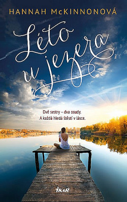 Léto u jezera obálka knihy