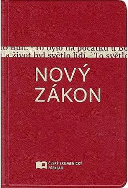 Nový zákon obálka knihy