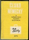 Česko - německý a německo - český slovník na cesty
