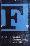 Česko francouzský slovník A-Q