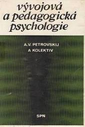 Vývojová a pedagogická psychologie obálka knihy