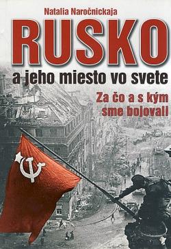 Rusko a jeho miesto vo svete obálka knihy
