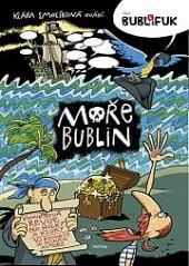 Moře bublin obálka knihy
