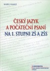 Český jazyk a počáteční psaní na prvním stupni ZŠ a ZŠS