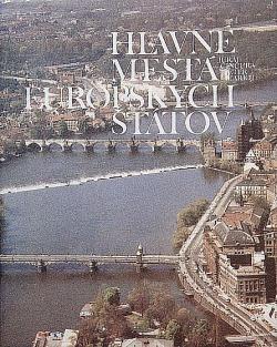 Hlavné mestá európskych štátov obálka knihy