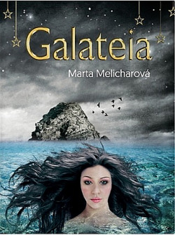 Galateia obálka knihy