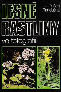 Lesné rastliny vo fotografii obálka knihy