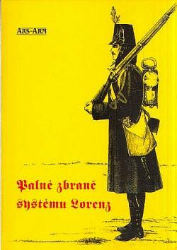Palné zbraně systému Lorenz obálka knihy