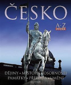 Česko obálka knihy