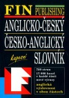 Anglicko-český Česko-anglický kapesní slovník