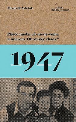 1947 obálka knihy