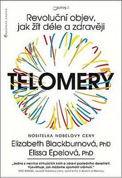 Telomery obálka knihy