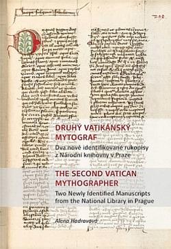 Druhý vatikánský mytograf obálka knihy