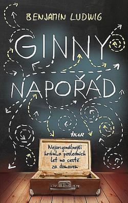 Ginny Napořád obálka knihy