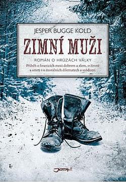 Zimní muži obálka knihy