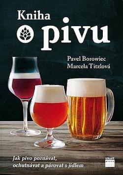 Kniha o pivu obálka knihy