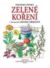 Zelené koření pěstované i plané v ilustracích Zdenky Krejčové